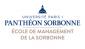 logo École de Management de la Sorbonne